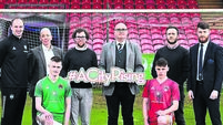 Cork City FC Academy Credit Union Sponsorship