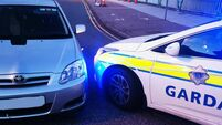 Garda car involved in near-miss with driver on wrong side of the road in Cork city centre