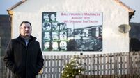 Ballymurphy victims' families warn against prevention of historic prosecutions
