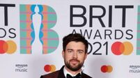 Jack Whitehall pokes fun at celebrities during Brit Awards