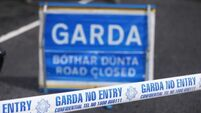 Man (70s) dies in single-vehicle collision in Westmeath