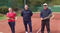 Cork tennis players ready to embrace the wooden racket revival