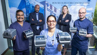 Cork hospital donates ventilators to India