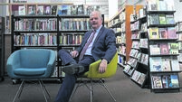Exciting chapter begins at Cork City Library with new man at the helm