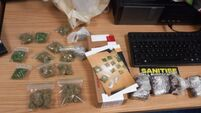Motorist arrested on suspicion of drug driving in Cork, Gardaí find cannabis herb and brownies in car