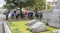 UCC marks centenary of 13 executions during the War of Independence