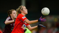 Galway v Cork - All-Ireland Ladies Football Minor A final