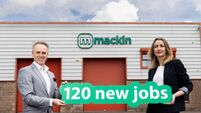 120 jobs announced by Cork consultancy firm