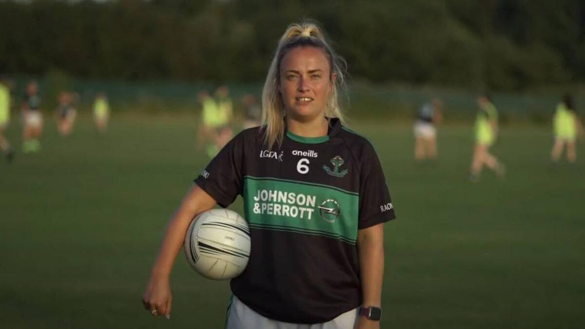WATCH: Nemo Rangers GAA ladies football and camogie teams tackle female stereotypes in new video - EchoLive.ie