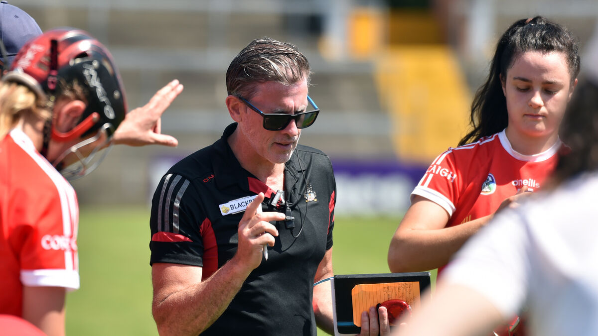 Paudie Murray will bring experience, charisma and an edge to Cork minor hurling role