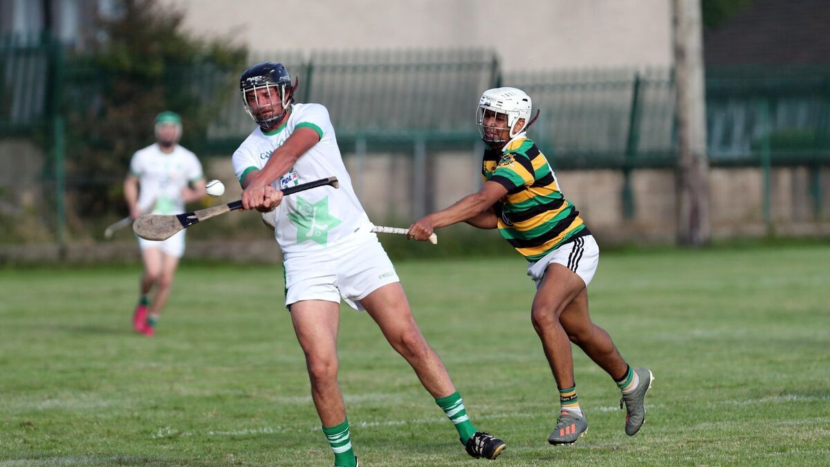 Passage hurlers on brink of a first Junior A City Division hurling title